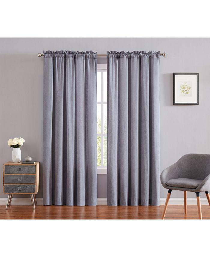 Charisma - Riva 2 Piece Window Curtain