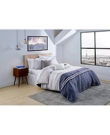 Lacoste Smash Full/Queen Comforter Set