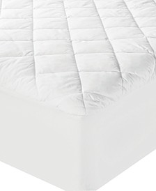 Luxury 100% Cotton Queen Mattress Pad