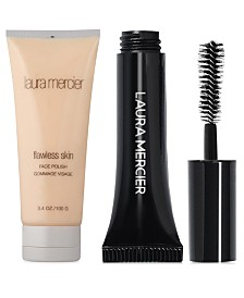 Receive a Free 2pc gift with any $95 Laura Mercier purchase