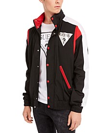 Men's Rebel Colorblocked Windbreaker
