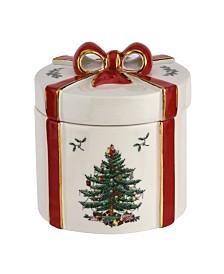 Spode Christmas Tree 2 Piece Gift Box
