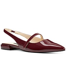 Nine West Rilee Slingback Flats