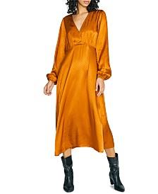 Sanctuary Earth Bound Midi Dress