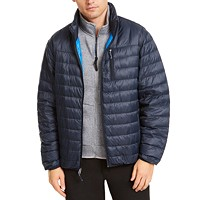 Deals on Hawke & Co. Outfitter Mens Packable Down Blend Puffer Jacket