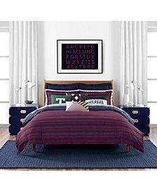 Tommy Hilfiger Heritage Stripe Bedding Collection