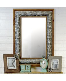 "VIP Home & Garden 36"" Wood Mirror"