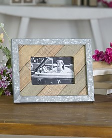 VIP Home & Garden Horizontal Wood Tabletop Picture Frame