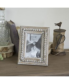 VIP Home & Garden Wood Rectangular Photo Frame