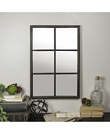VIP Home & Garden Metal Framed Mirror