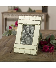 """VIP Home & Garden 4"""" X 6"""" Wood Picture Frame"""