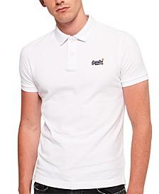 Men's Classic-Fit Piqué Polo Shirt