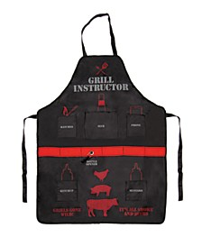 Hammer and Axe Apron (Grill Instructor)
