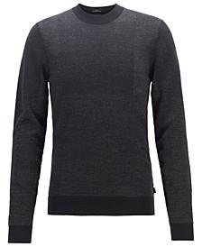 BOSS Men's Bilivio Slim-Fit Sweater