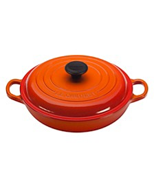 Enamel Cast Iron 1.5-Qt. Braiser