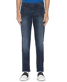 Men's Indigo Skinny Jeans