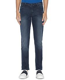 A X Armani Exchange Men's Indigo Skinny Jeans