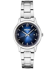 Women's Essentials Stainless Steel Bracelet Watch 28.7mm