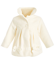 First Impressions Baby Girls Bow-Trim Jacket, Created for Macy's