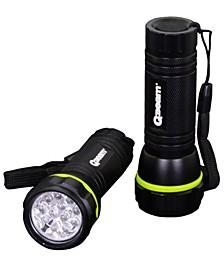 Performance 80 2-Pack Aluminum Flashlights