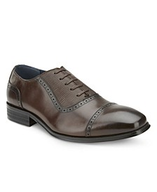 Men's Cap Toe Shoe Dress