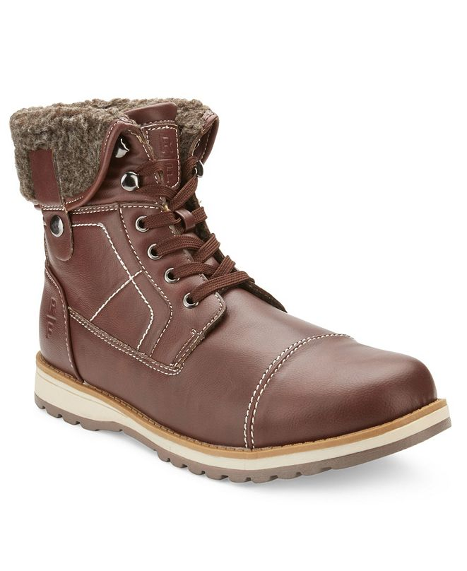 Reserved Footwear Men's Cars well Mid-Top Boot