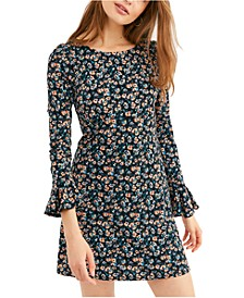Say Hello Mini Dress