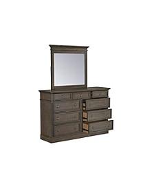 Amberleigh 9-Drawer Dresser