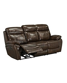 "Edmond 89"" Manual Motion Reclining Sofa"