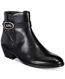Women's Dylan Horse-And-Carriage Booties