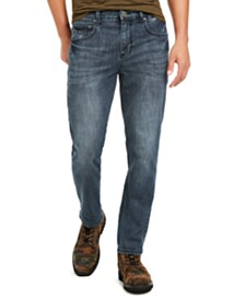 I.N.C. Men's Edwin Tapered Jeans, Created for Macy's