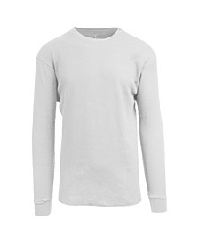 Men's Waffle Knit Thermal Shirt
