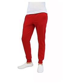 Galaxy By Harvic Men's Slim Fit Jogger Pants