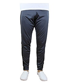 Men's Moisture-Wicking Jogger Track Pants