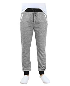 Galaxy By Harvic French Terry Joggers