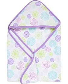 Boys and Girls Muslin Hooded Towel