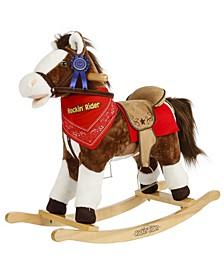 Laredo Rocking Horse