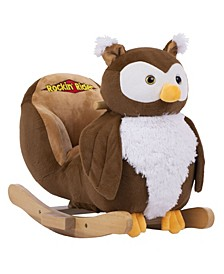 Hootie The Owl Baby Rocker