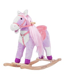 Lilac Rocking Horse