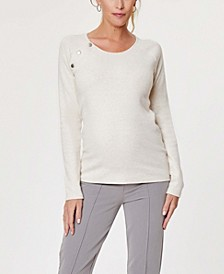 Raglan and Nursing Sweater