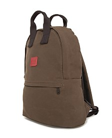 Manhattan Portage Waxed Nylon Governors Backpack