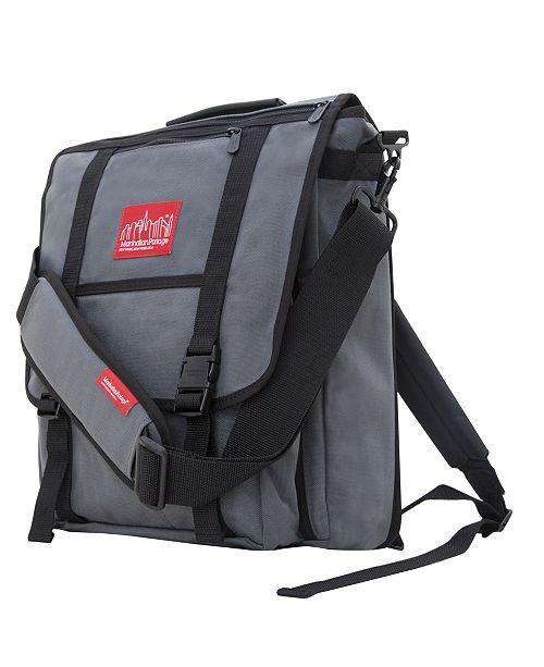Manhattan Portage Commuter Laptop Bag with Back Zipper