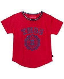 Big Girls Graphic-Print T-Shirt