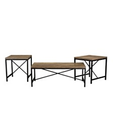Silas 3-Pack Accent Tables, Quick Ship