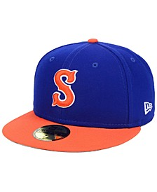 Syracuse Mets AC 59FIFTY Fitted Cap