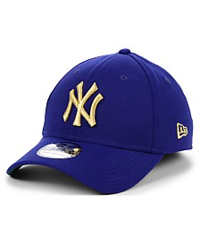 New Era New York Yankees Flag Patch 39THIRTY Cap