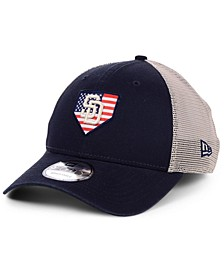San Diego Padres Home Of The Brave 9FORTY Cap