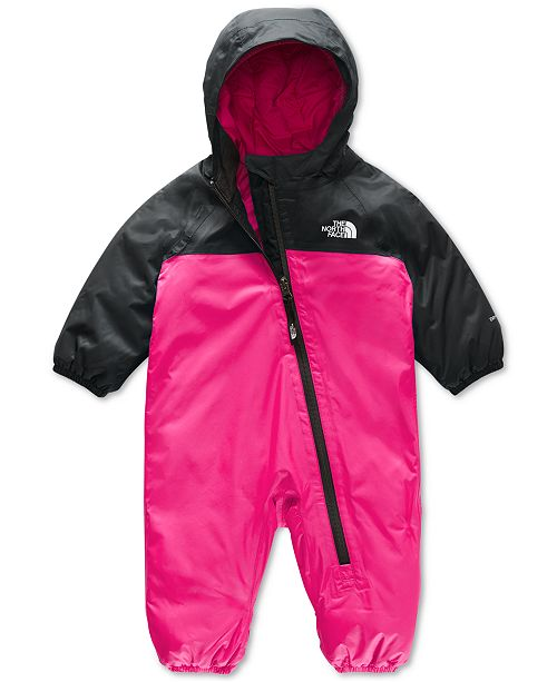 The North Face Baby Girls Insulated Tailout Coverall
