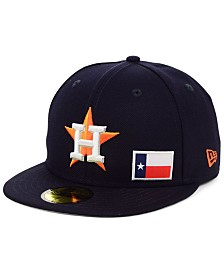 New Era Houston Astros Flag Day State 59FIFTY Cap