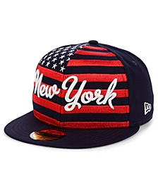New York Mets Retro Big Flag 59FIFTY Cap